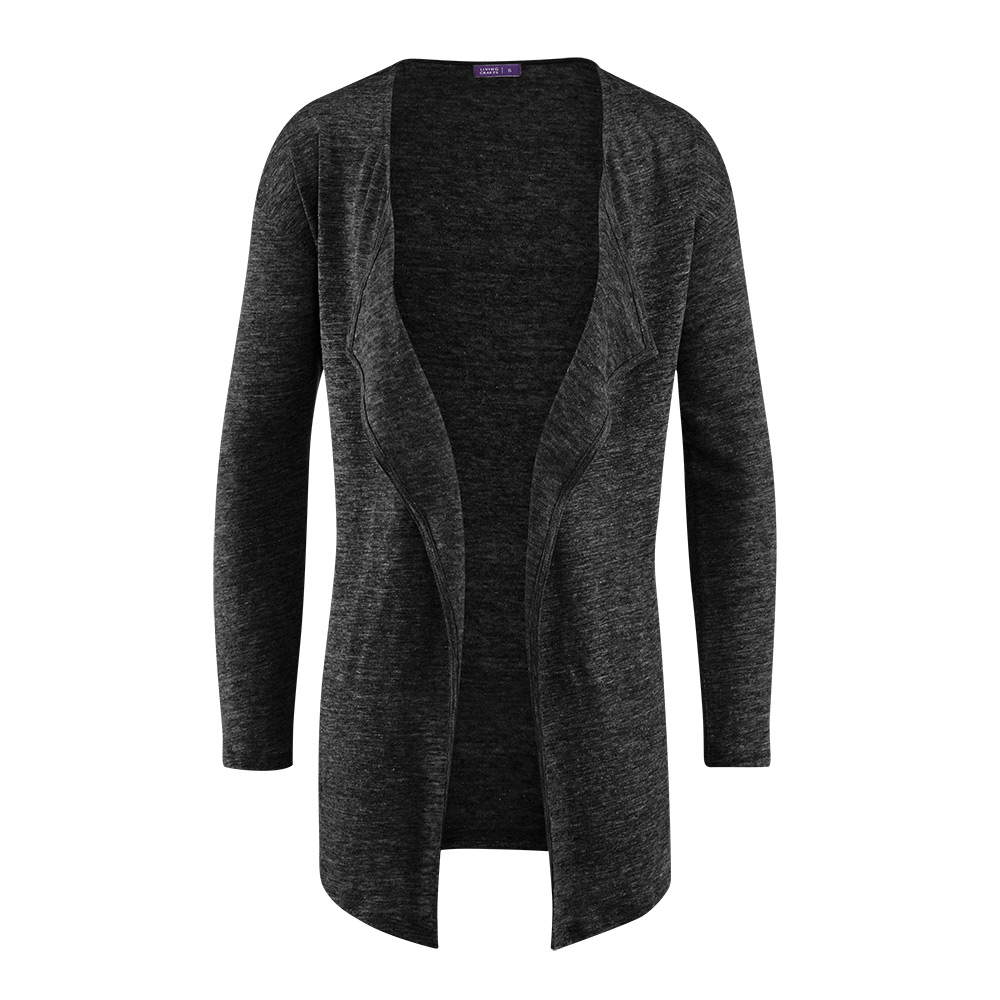 Cardigan leinen Crafts Bio Damen Living Bw18nqREw