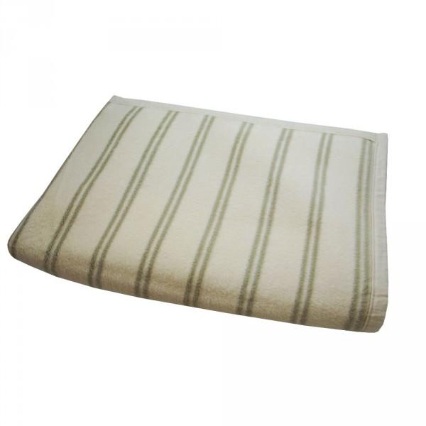 Richter Textilien Decke Homer 150 X 220 Cm Bio Baumwolle