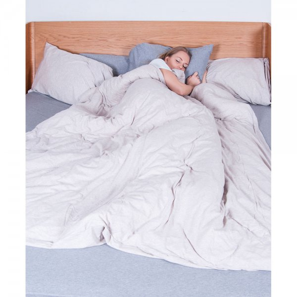 ege organics jersey bettw sche set 80 x 80 135 x 200 cm bio baumwolle bettw sche. Black Bedroom Furniture Sets. Home Design Ideas