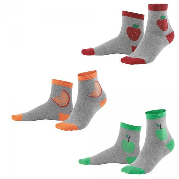 e5fb9fd97d7d78 Living Crafts Baby / Kinder Socken Bio-Baumwolle