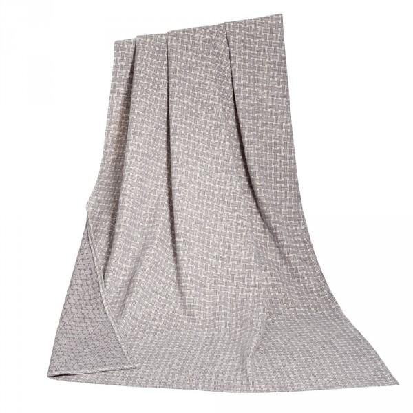 Richter Textilien Decke Leontine 150 X 200 Cm Bio Baumwolle
