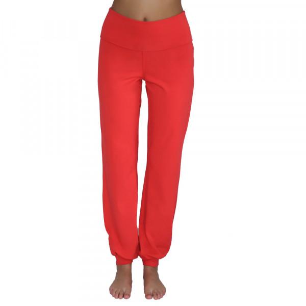 588b905ac14d Leela Cotton Damen Yoga-Hose Bio-Baumwolle. Vorschau  4060LN Vorschau   4060LN. 4060LN