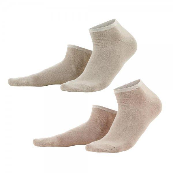 Living Crafts Damen//Herren Socken Bio-Baumwolle