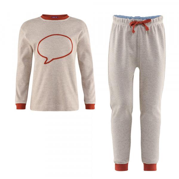 ad4deec595 Living Crafts Kinder Schlafanzug Dragon Bio-Baumwolle. Vorschau: 83109LS ·  Vorschau: 83109LS · Vorschau: 83109LS. 83109LS