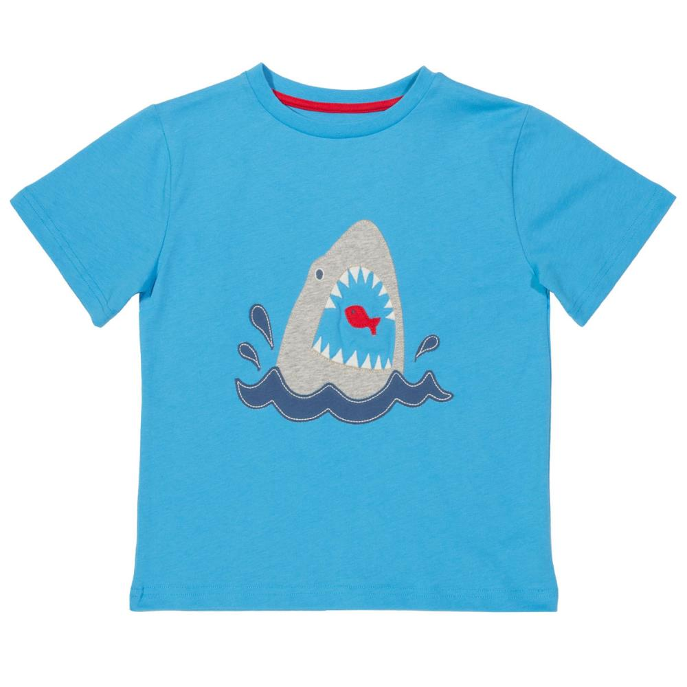 kite kinder tshirt shark biobaumwolle  kurzarm  shirts