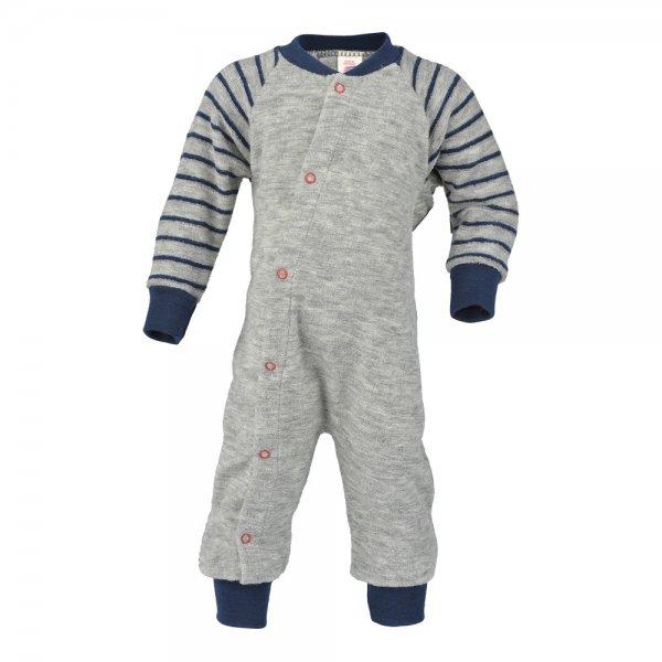 feinste Auswahl jetzt kaufen offizieller Laden Engel Baby-Schlafanzug ohne Fuß Bio-Schurwolle