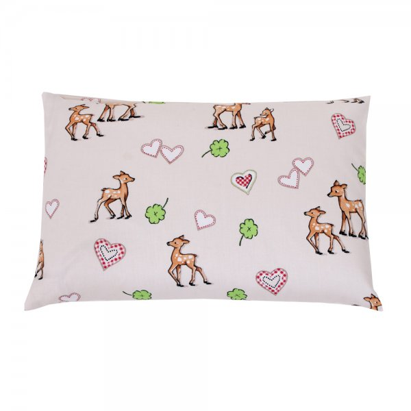 mudis baby bettw sche bambi bio baumwolle kinderbettw sche bettw sche schlafen. Black Bedroom Furniture Sets. Home Design Ideas